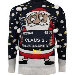 Sweterki świąteczne Swetry męskie Kolekcja wiosna 2020