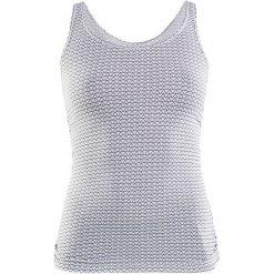 Craft Koszulka Essential White M. Białe bluzki sportowe damskie marki Craft, m, na ramiączkach. W wyprzedaży za 55,00 zł.