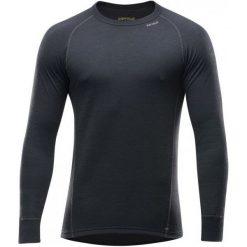 Devold Koszulka Męska Duo Active Czarny L. Niebieskie odzież termoaktywna męska marki Oakley, na lato, z bawełny, eleganckie. Za 265,00 zł.
