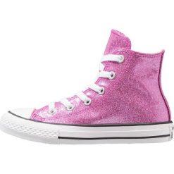 Converse CHUCK TAYLOR ALL STAR HI Tenisówki i Trampki wysokie bright violet/natural/white. Fioletowe trampki chłopięce marki Converse, z materiału. Za 209,00 zł.