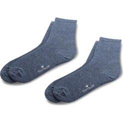 Skarpety Wysokie Męskie TOM TAILOR - 97109  Jeans 503. Czerwone skarpetki męskie marki Happy Socks, z bawełny. Za 39,00 zł.