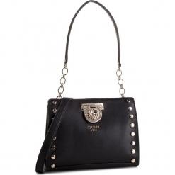 Torebka GUESS - HWVG71 77140 BLACK. Niebieskie torebki klasyczne damskie marki Guess, z materiału. Za 599,00 zł.