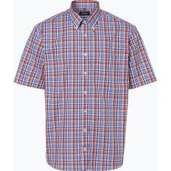 Mc Earl - Koszula męska, pomarańczowy. Brązowe koszule męskie na spinki marki FORCLAZ, m, z materiału, z długim rękawem. Za 49,95 zł.