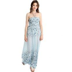 Sukienki hiszpanki: Sukienka – 20-666B CELES