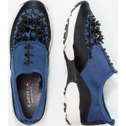 Creepersy damskie: Carvela LOLA Półbuty wsuwane blue