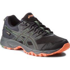 Buty ASICS - Gel-Sonoma 3 G-Tx GORE-TEX T727N Black/Dark Grey 002. Czarne buty do biegania męskie Asics, z gore-texu, gore-tex. W wyprzedaży za 309,00 zł.