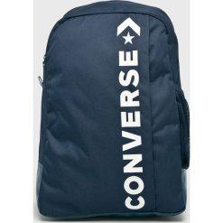 Converse - Plecak. Szare plecaki męskie Converse, z materiału. Za 129,90 zł.