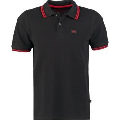 Koszulki polo: Alpha Industries TWIN STRIPE NEW Koszulka polo black/red