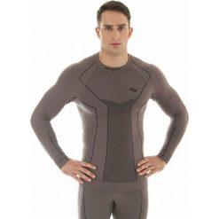Koszulki sportowe męskie: Brubeck Koszulka męska Thermo beżowar. XXL (LS10680)
