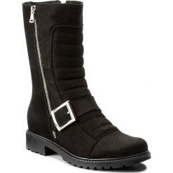 Botki OLEKSY - 127 489. Szare buty zimowe damskie marki Oleksy, ze skóry. W wyprzedaży za 279,00 zł.