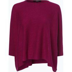 Someday - Sweter damski z dodatkiem kaszmiru – Tjelva Cosy, różowy. Czerwone swetry klasyczne damskie someday., m, z kaszmiru. Za 399,95 zł.