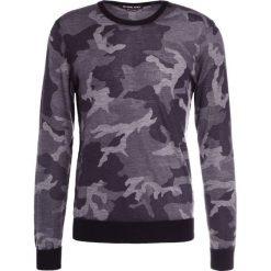 Michael Kors Sweter ash melange. Szare swetry klasyczne męskie marki Michael Kors, m, z materiału. W wyprzedaży za 524,30 zł.