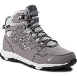 Trekkingi JACK WOLFSKIN - Activate Texapore Mid W 4024432 Tarmac Grey. Szare buty trekkingowe damskie Jack Wolfskin. W wyprzedaży za 379,00 zł.