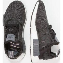 Adidas Originals NMD_R1 Tenisówki i Trampki core black/carbon/footwear white. Czarne tenisówki damskie marki adidas Originals, z materiału. Za 589,00 zł.
