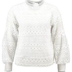 Bluzki asymetryczne: Navy London SADIE Bluzka white
