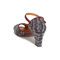 Sandały Chie Mihara  HANKO. Czarne sandały damskie marki Chie Mihara. Za 903,20 zł.