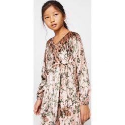 Sukienki dziewczęce: Mango Kids – Sukienka dziecięca Ottawa 110-152 cm