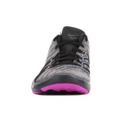 Buty do biegania Nike  Free TR 6 MTLC 849805-002. Czarne buty do biegania damskie marki Nike. Za 349,30 zł.