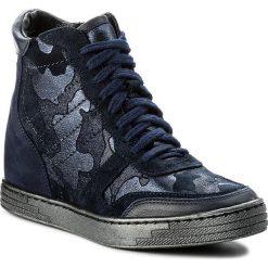 Sneakersy damskie: Sneakersy ROBERTO – 588 Granat