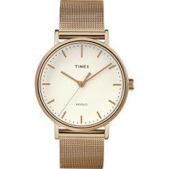 Timex - Zegarek TW2R26400. Szare zegarki damskie Timex, szklane. W wyprzedaży za 379,90 zł.