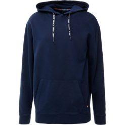 Kardigany męskie: Tommy Jeans CONTEMPORARY HOODIE Bluza z kapturem black iris