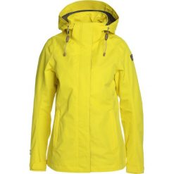 Icepeak LIBBY Kurtka przeciwdeszczowa pastel yellow. Żółte kurtki damskie przeciwdeszczowe marki Icepeak, z materiału. Za 419,00 zł.
