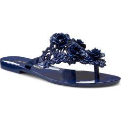 Chodaki damskie: Japonki MELISSA - Harmonic+AH Ad 31759 Blue 01380