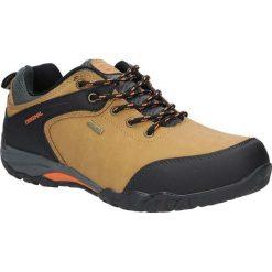 Camelowe buty trekkingowe Casu MXC7567. Czarne buty trekkingowe męskie Casu. Za 89,99 zł.