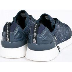 Levi's - Buty. Brązowe buty skate męskie Levi's®, z materiału, na sznurówki. W wyprzedaży za 249,90 zł.