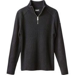 Kardigany męskie: Sweter z dzianiny o grubym splocie