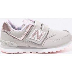 Buty sportowe dziewczęce: New Balance – Buty dziecięce KV574F1Y