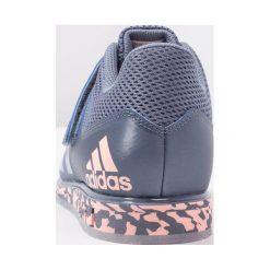 Adidas Performance POWERLIFT.3.1 Obuwie treningowe raw steel/clear orange. Brązowe buty skate męskie marki adidas Performance, z gumy. Za 399,00 zł.