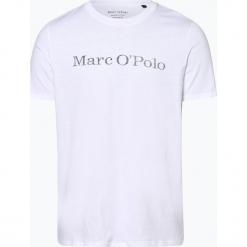 Marc O'Polo - T-shirt męski, czarny. Niebieskie t-shirty męskie marki Reserved, l, polo. Za 89,95 zł.