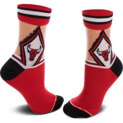Skarpety Wysokie Damskie STANCE - Bulls Anklet W419C18BUL 35/42 Red. Czerwone skarpetki damskie Stance, z elastanu. Za 79,00 zł.