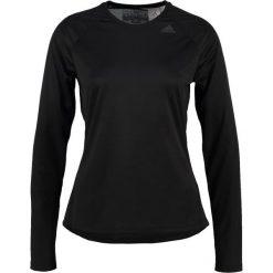 Adidas Performance Koszulka sportowa black. Czerwone topy sportowe damskie marki adidas Performance, m. Za 129,00 zł.