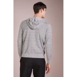 Kardigany męskie: Club Monaco LINKS STRIPE HOOD Kardigan salt and pepper marl