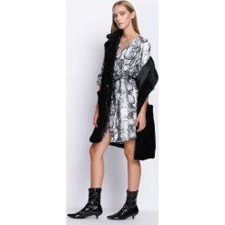 Szara Sukienka Now Or Never. Szare sukienki mini marki Born2be, uniwersalny. Za 79,99 zł.