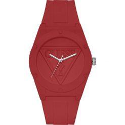Guess Jeans - Zegarek. Czerwone zegarki damskie Guess Jeans, szklane. Za 399,90 zł.