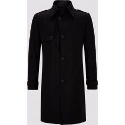 Płaszcze męskie: DRYKORN SKOPJE Płaszcz wełniany /Płaszcz klasyczny navy