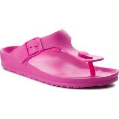 Chodaki damskie: Japonki BIG STAR – AA274A160 Pink