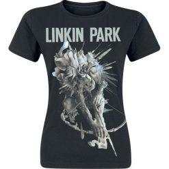 Bluzki asymetryczne: Linkin Park LIP Archer Tour Dated Koszulka damska czarny