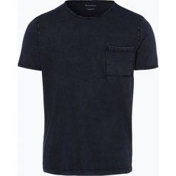 Marc O'Polo - T-shirt męski, niebieski. Niebieskie t-shirty męskie Marc O'Polo, l, polo. Za 179,95 zł.