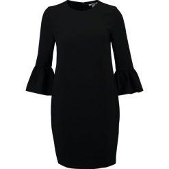 Sukienki hiszpanki: Whistles RAVEN FLUTED SLEEVE Sukienka letnia black