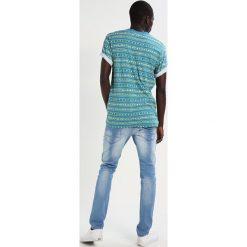 BONOBO Jeans SOHO TERRY Jeansy Slim Fit denim. Niebieskie rurki męskie BONOBO Jeans. W wyprzedaży za 199,20 zł.