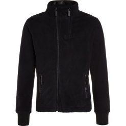 Bench FUNNEL Kurtka z polaru black. Czarne kurtki chłopięce marki Bench, z materiału. W wyprzedaży za 167,20 zł.