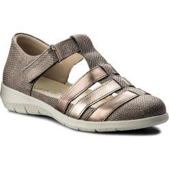 Rzymianki damskie: Sandały COMFORTABEL – 942172 Bronze 23
