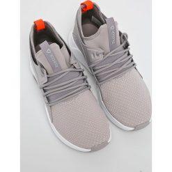 Reebok - Buty Guresu 2.0. Szare buty do fitnessu damskie marki Reebok, l, z dzianiny, z okrągłym kołnierzem. W wyprzedaży za 279,90 zł.