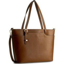 Torebka CREOLE - K10279 Średni Brąz. Brązowe torebki klasyczne damskie Creole, ze skóry. W wyprzedaży za 239,00 zł.