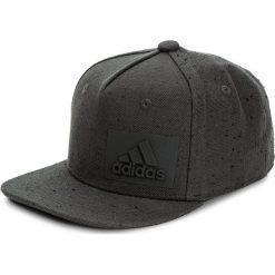 Czapki damskie: Czapka adidas – H90 Melange Cap CF4875 Carbon/Black/Carbon