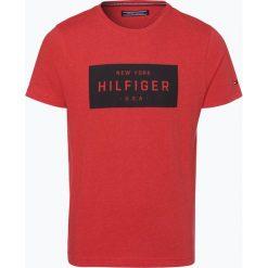 T-shirty męskie: Tommy Hilfiger – T-shirt męski, różowy